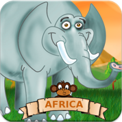 Kids Puzzle Game Africa